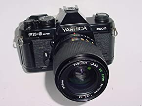 YASHICA FX-3 SUPER 2000 CAMERA W/YASHICA ML 50MM