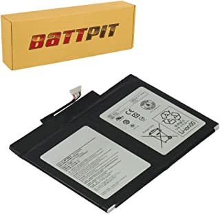 4400mAh//49Wh Ship From Canada Battpit/™ Laptop//Notebook Battery Replacement for Dell GD761