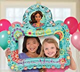 Amscan International 110378-01 Elena of Avalor - Marco para globos (mixto)