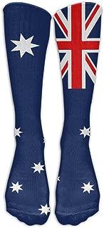 Fashion Australia Flag Long Stocking Casual Crew Socks