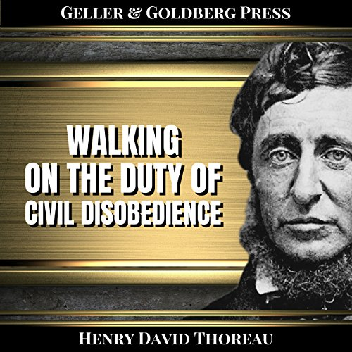 Walking & On the Duty of Civil Disobedience (Annotated) Titelbild