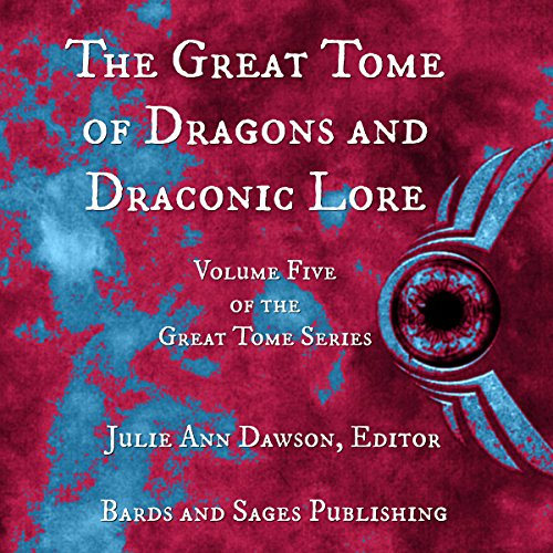 Couverture de The Great Tome of Dragons and Draconic Lore