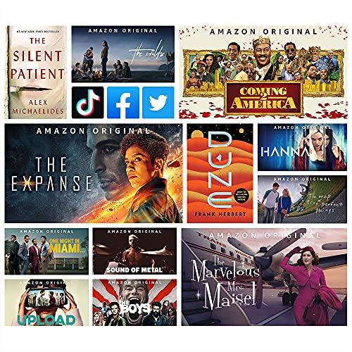 Amazon Fire HD 8 32GB Black - 2020