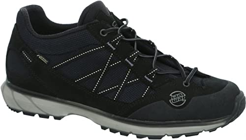 Hanwag Belorado II Low Bunion GTX - botas de esquí, Color negro