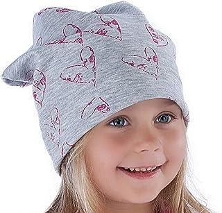 Beb/é Girl Ni/ñas Beb/é Gorro Oto/ño Invierno C/álido Sombrero 0/3/6/9/12/18/24/meses rosa claro Talla:6-9 months 44cm