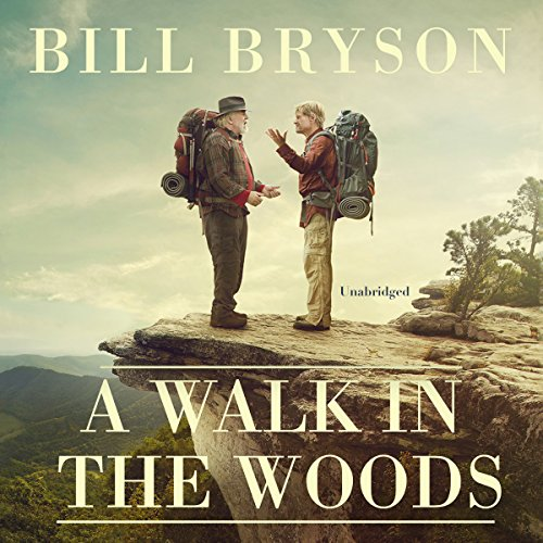 A Walk in the Woods audiobook cover art