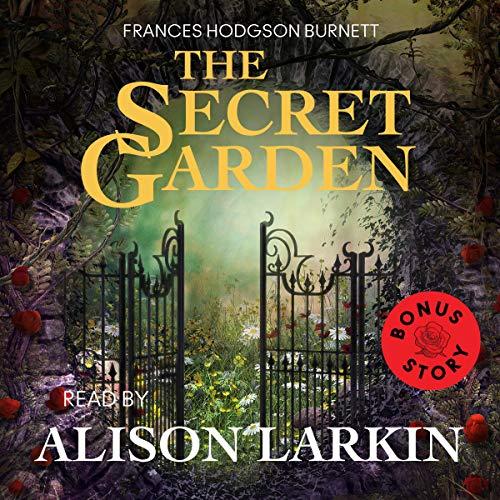 Alison Larkin Presents audiobook cover art
