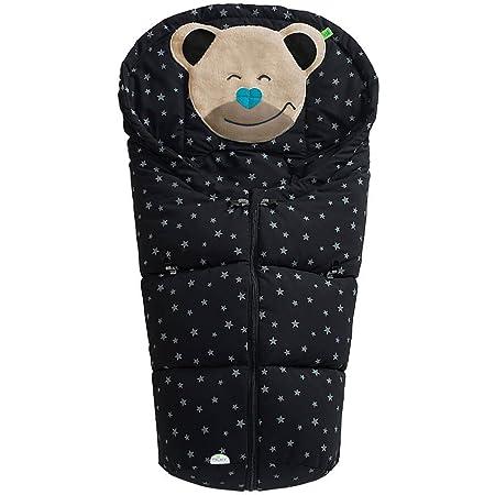 Odenwälder Babynest Fußsäckchen Mucki Classic 11432 975 Passend Für Schalensitze Der Gruppe 0 Softragetaschen Und Hartschalen Cookie Baby