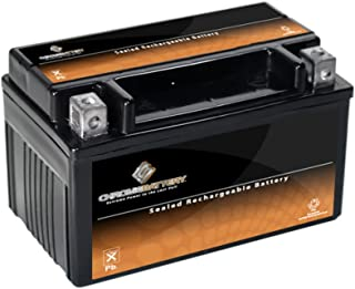 Rechargeable YTX7A-BS Replacement Battery for 2009 Tao Tao 50CC Scooter