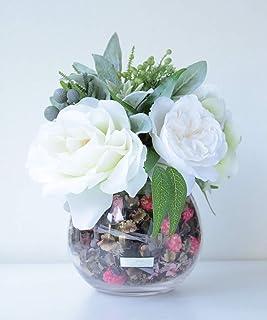 (エミリオロバ) EMILIO ROBBA TTITC12110 バラ ローズ ポプリ 香り 花 アレンジメント アートフラワー ギフト お祝い
