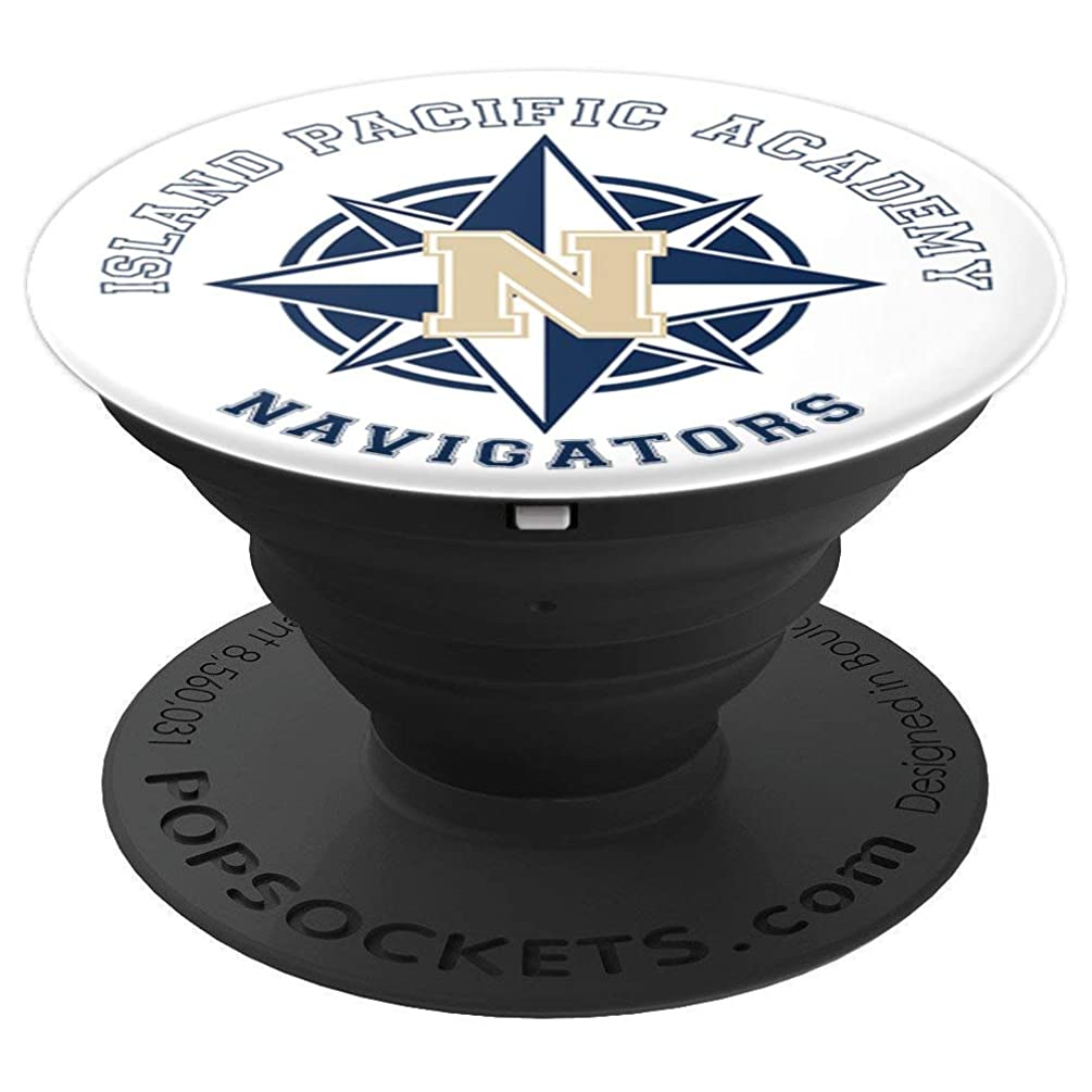 Island Pacific Academy (IPA) - Navigators - PopSockets Grip and Stand for Phones and Tablets