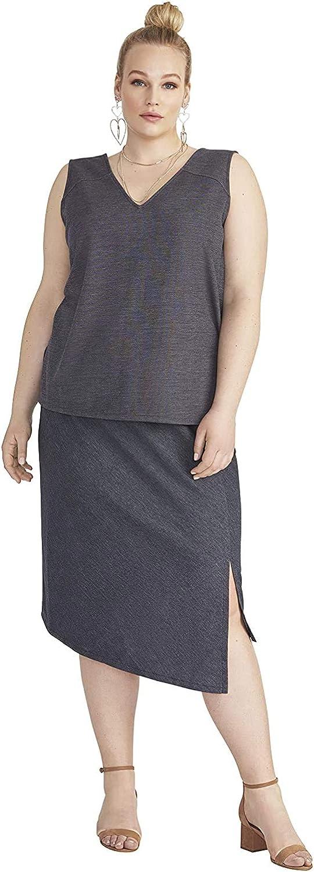 RACHEL Rachel Roy Women's Plus Size Emmy Skirt