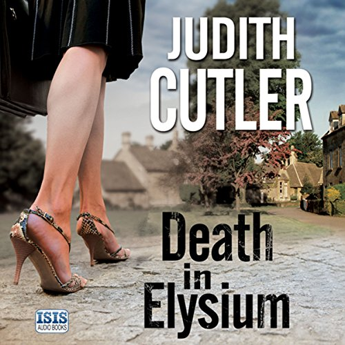 Death in Elysium audiobook cover art