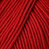 Lana Grossa Cool Wool 514 - Ziegelrot