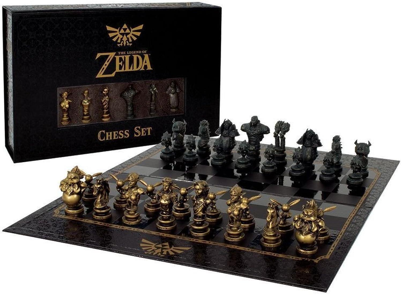 punto de venta Together + - JDPNIN008 - Zelda - - - Jeu D'échec - The Legend Of Zelda - édition Collector  estar en gran demanda