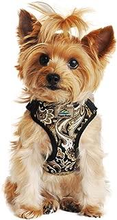 DOGGIE DESIGN Wrap and Snap Choke Free Dog Harness - Island Tan