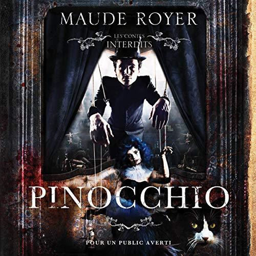 Page de couverture de Pinocchio (adapté aux adultes)
