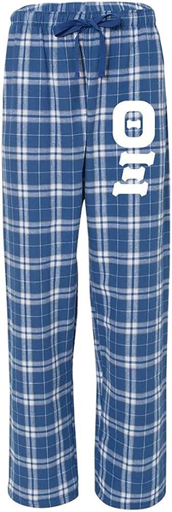 Greekgear Bargain sale Theta Xi Brand new Flannel Pant Pajamas