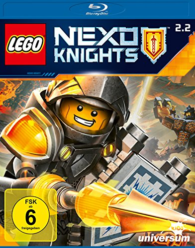 LEGO - Nexo Knights Staffel 2.2 [Blu-ray]