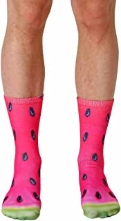 Sponsored Ad - Living Royal Photo Sublimation Crew Socks