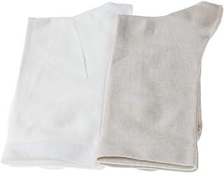 Bleuforêt, Calcetín Medio alto - 2 pack - Sin elasticos - Sin tejido de rizo - Fine