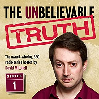 The Unbelievable Truth, Series 1 cover art