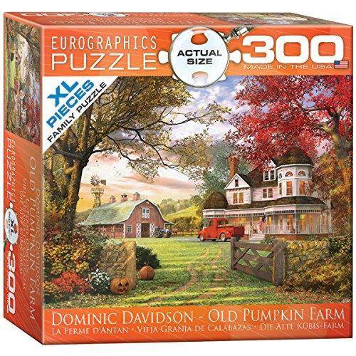 EuroGraphics Old Pumpkin Farm Jigsaw Puzzle (300-Piece) Now $7.70