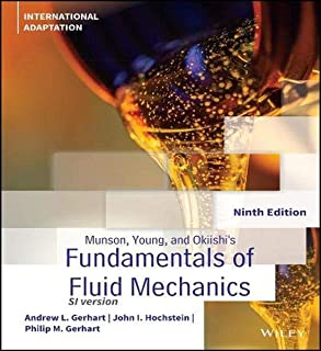 Munson, Young and Okiishi′s Fundamentals of Fluid Mechanics
