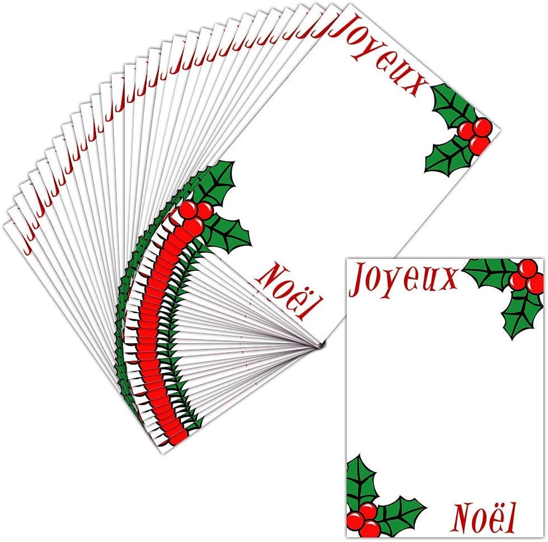 Personalisierte Weihnachtskarte, personalisierbar, 32 32 32 Karten – Glückwunschkarte Weihnachten – Dispo in 3 Formaten Carte pliée - 14 cm x 19,5 cm B07KS42TK8 | Hochwertige Produkte  778da7