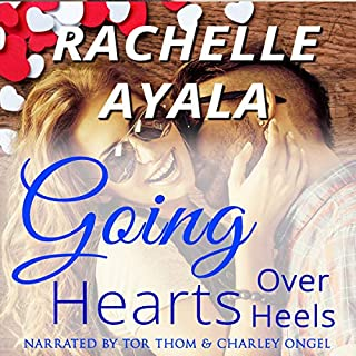 Going Hearts over Heels  audiobook cover art