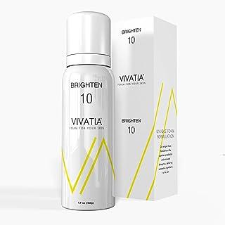 VIVATIA Brighten 10 | Brightening Treatment Complex with Hydroquinone & Niacinamide | Clinically Proven to Treat Pigmentat...