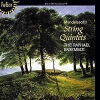 Mendelssohn: String Quintets by Raphael Ensemble (2012-06-12)