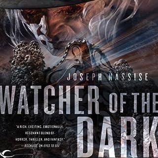 Watcher of the Dark audiobook cover art