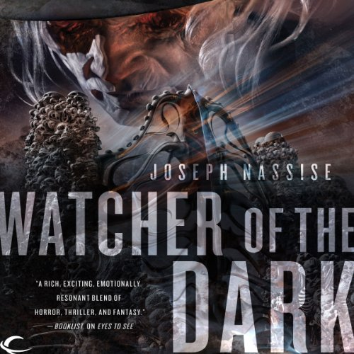 Watcher of the Dark audiobook cover art
