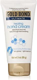 Gold Bond Ultimate Intensive Healing Hand Cream 3 oz (Pack of 3)