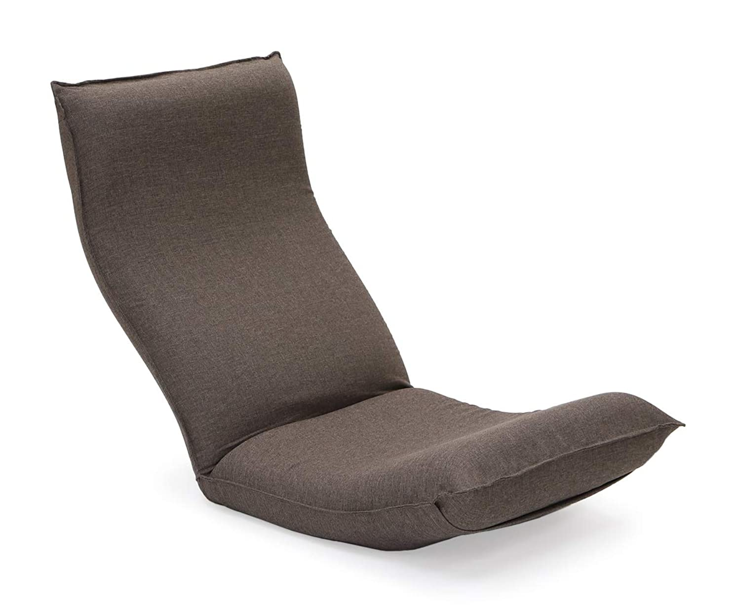 奴隷心理的にネックレス産学連携 サイズを選べるリラックスチェア3 Lサイズ ブラウン 腰痛 日本製 リクライニング 姿勢 人気 ヘッドリクライニング ハイバック