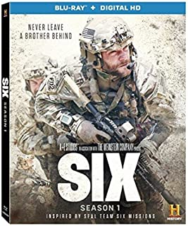 Six Season 1 Inspired by Seal Team Six Missions