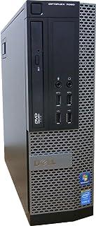 中古パソコン デスクトップ DELL OptiPlex 7020 SFF Core i3 4150 3.50GHz 4GBメモリ 500GB DVD-ROM Windows7 Pro 搭載 正規リカバリーディスク付属 動作保証30日間