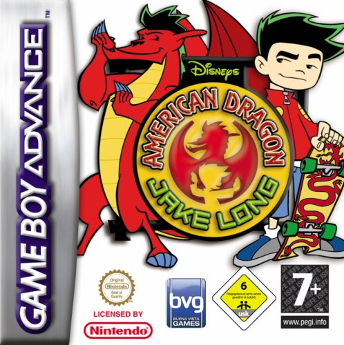 Disney's American Dragon: Jake Long [Software Pyramide]