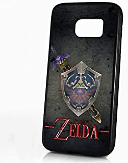 (for Samsung Galaxy S8) Durable Protective Soft Back Case Phone Cover - HOT11573 Legend of Zelda Sword
