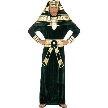 WIDMANN Widman - Disfraz de faraón egipcio antiguo adultos, talla ...