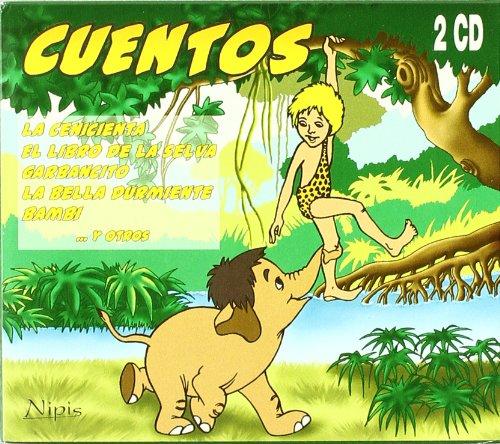 La Cenicienta, El Libro De La Selva,..