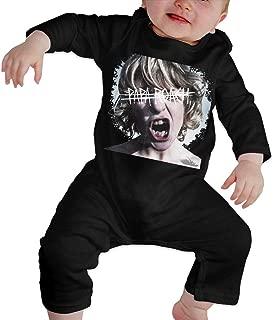 Baby Bodysuit Romper Long Sleeve Onesies Comfortable Baby Girls Bodysuit Jumpsuit