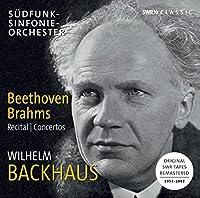 Beethoven/Brahms: Wilhelm Back
