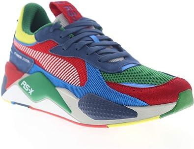 PUMA Mens RS-X Market Low Top Sneakers