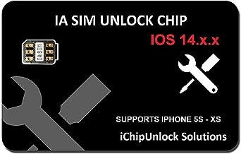 ICHIPUNLOCK CHIP IOS 13.x.x Compatible with iPhone 6S to XS, Unlock AT&T, Verizon, Sprint, T-Mobile, Xfinity, Metro PCS, B...