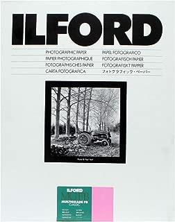 Ilford Multigrade FB Classic Gloss Variable Contrast Paper (5 x 7