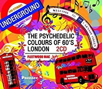 Pyschedelic Colours of 60's London