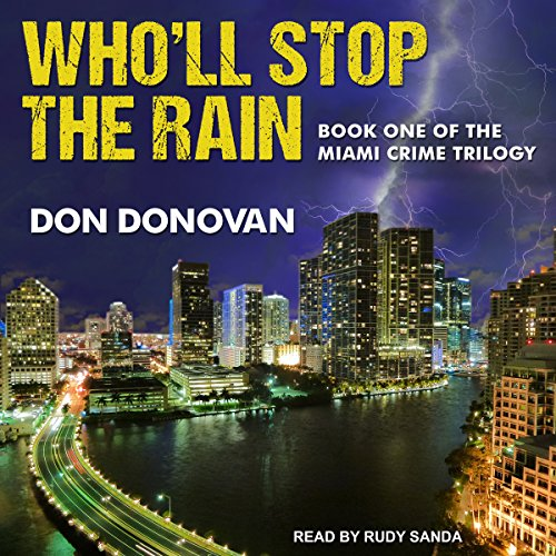 Who'll Stop the Rain audiobook cover art