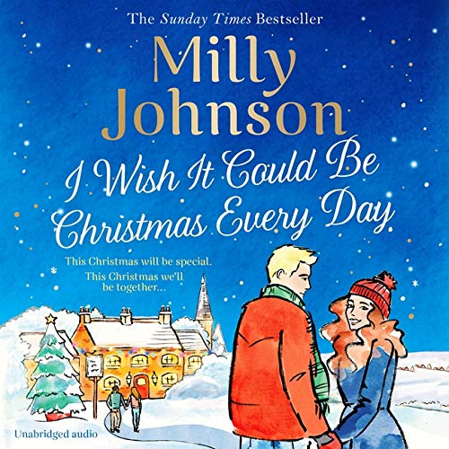 I Wish It Could Be Christmas Every Day cover art